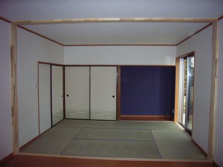 高畑邸寝室完成.JPG
